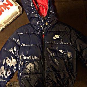 Kids coat size 6-7